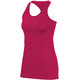 """2XU W's Essential Racer Tank Cherry Pink/Cherry Pink"""